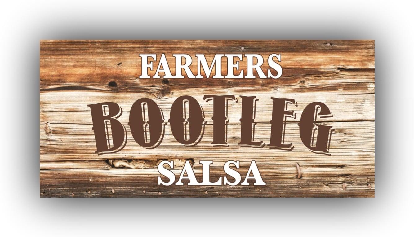 Farmers Bootleg Salsa